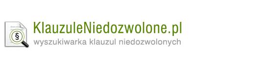 KlauzuleNiedozwolone.pl